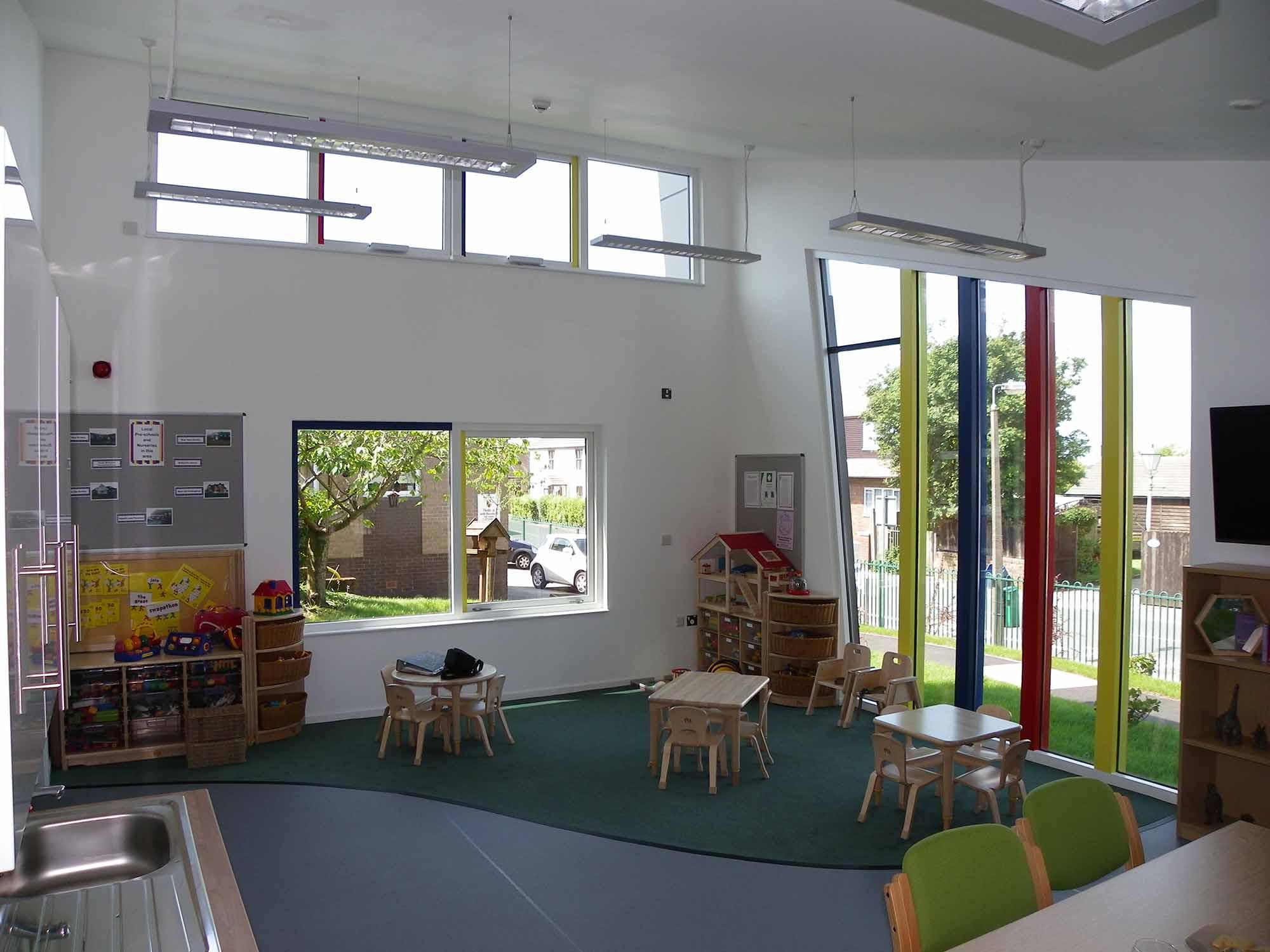 Hesketh Bank Childrens Centre