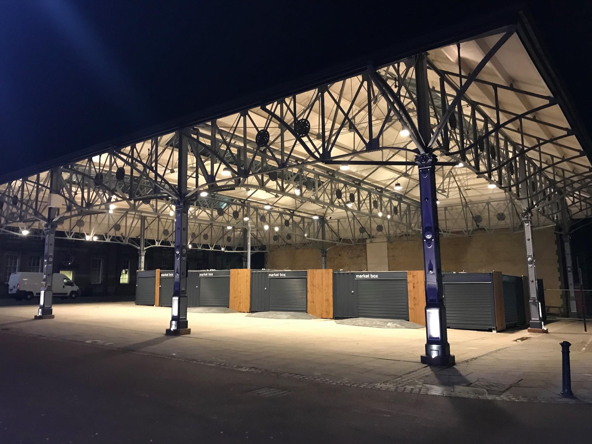 Box Market Preston