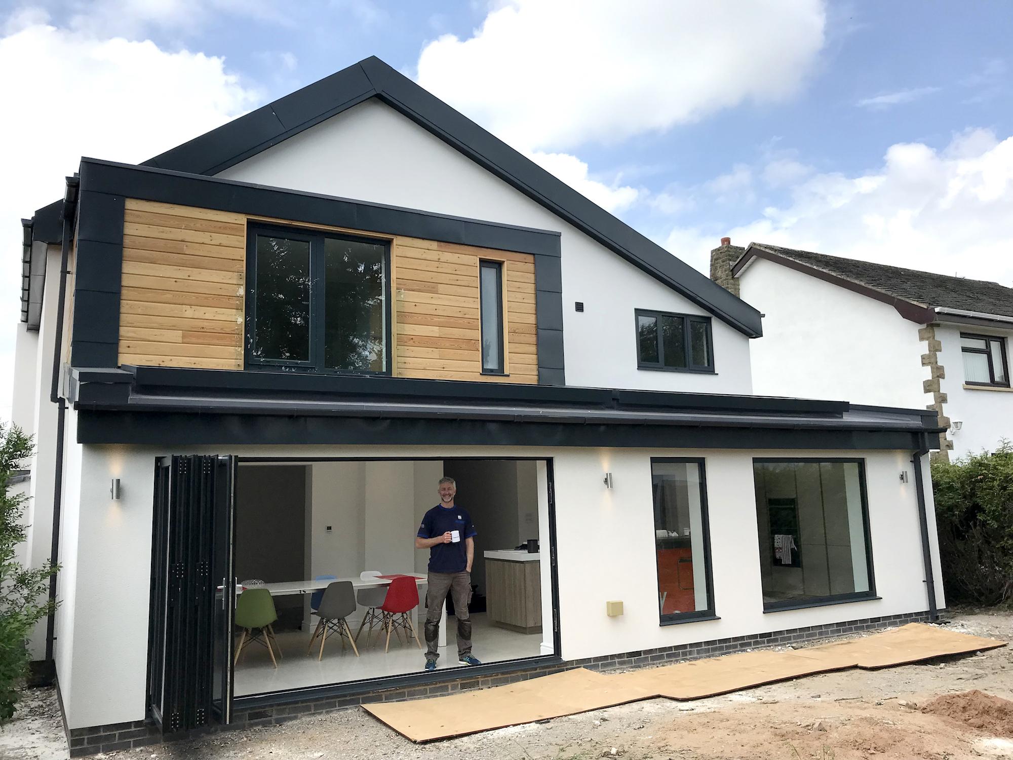 Cedar House   Domestic Architecture Lancashire