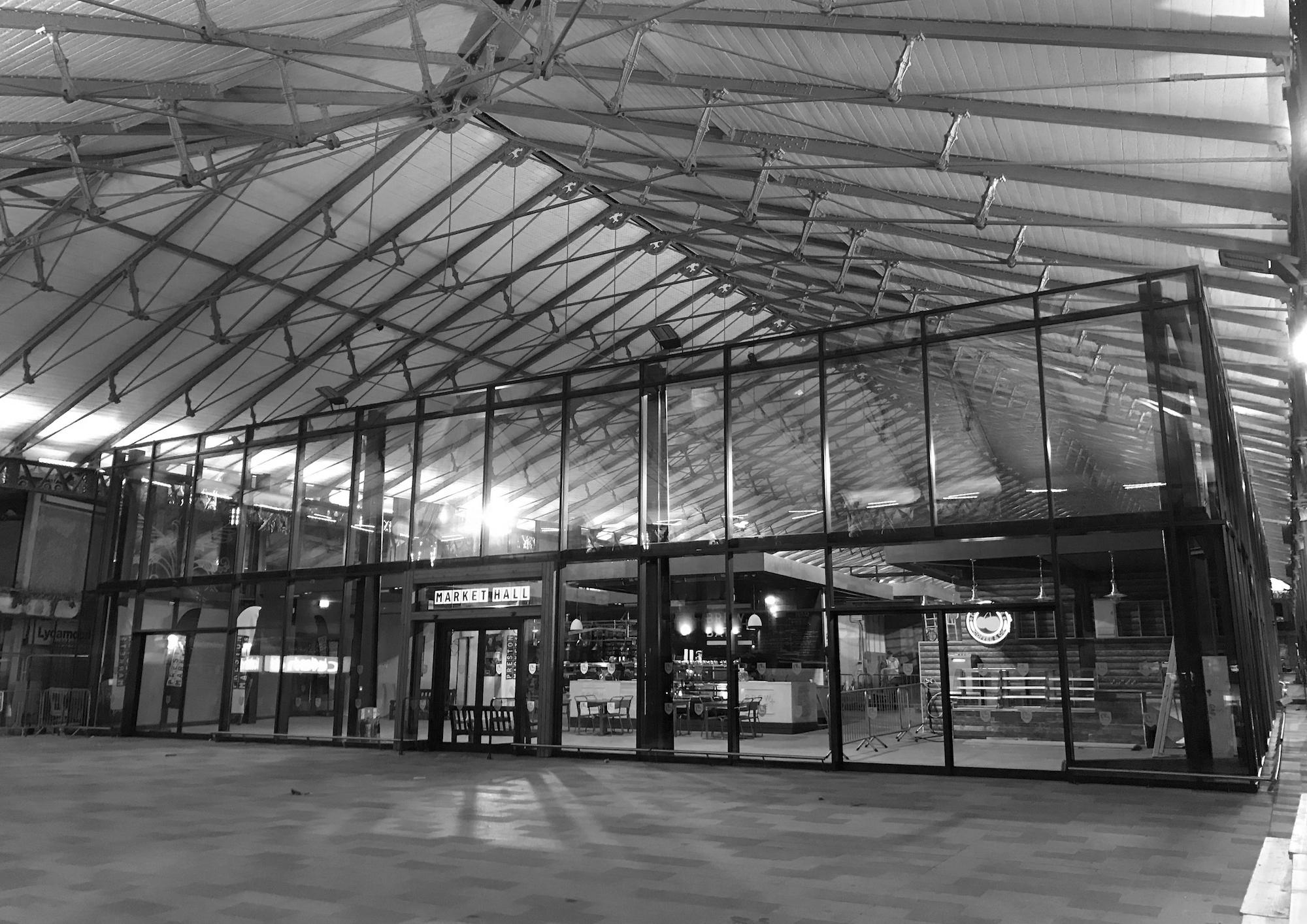 Preston New Market Hall